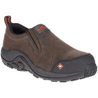 Merrell Men's Jungle Moc Composite-Toe Work Shoe