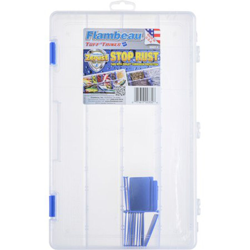 Flambeau Tuff Tainer Storage Box with Zerust Protection, 5004 image number 1