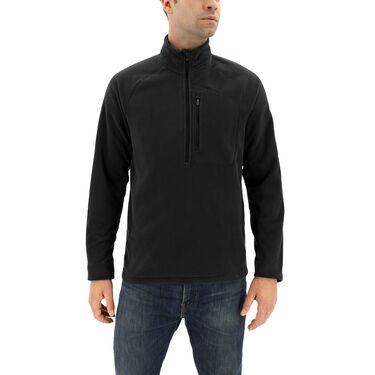Adidas Men's Reachout Fleece Half-Zip Pullover