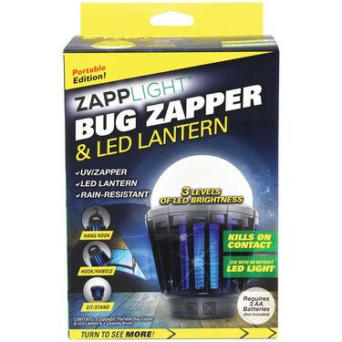 Zapplight Bug Zapper and Portable Lantern