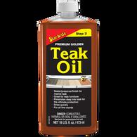 Star Brite Premium Teak Oil, 16 oz.