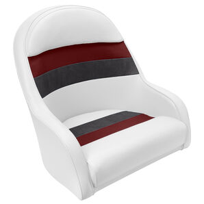 Toonmate Deluxe Pontoon Bucket-Style Captain Seat