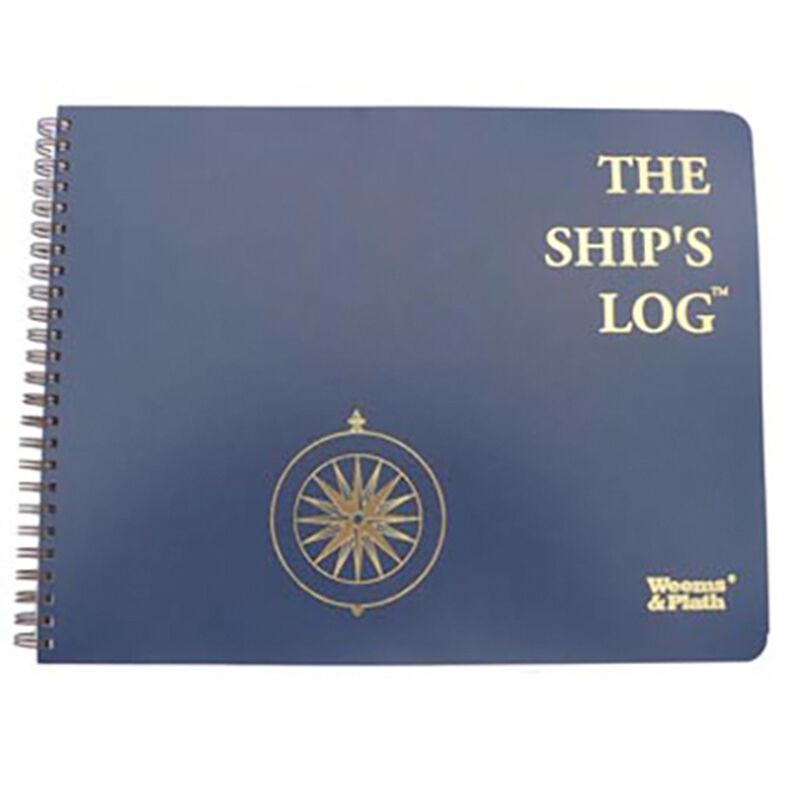 Weems & Plath Ship's Log image number 1
