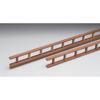 Whitecap Teak Pin Rail