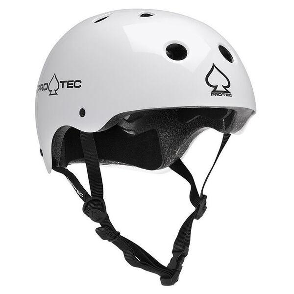 Pro-Tec Classic Helmet-Gloss White