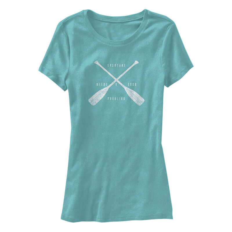 Points North Women's AS Paddling Short-Sleeve Tee image number 2