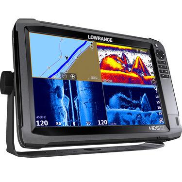 Lowrance HDS-12 Gen3 Fishfinder/Chartplotter 83/200
