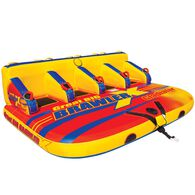 Gladiator Great Big Brawler X 4-Person Towable Tube
