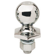 "Reese Towpower 1-7/8"" Chrome Interlock Hitch Ball, 2,000 lbs."