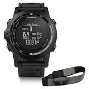 Garmin fenix 2 GPS Watch Performance Bundle With HRM-Run Monitor