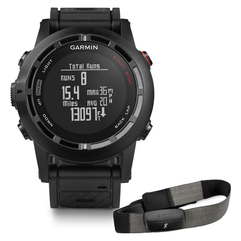 Garmin fenix 2 GPS Watch Performance Bundle With HRM-Run Monitor image number 1