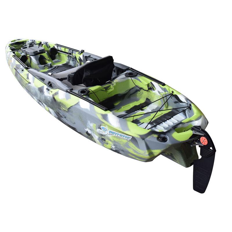 3 Waters Big Fish 105 Fishing Kayak image number 4