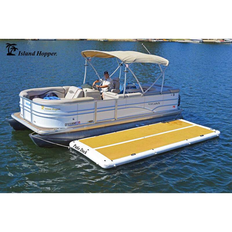 Island Hopper Patio Dock image number 7
