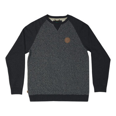 HippyTree Men's Ballard Crew-Neck Sweatshirt