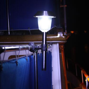 Davis RailLight Premium Solar LED Light