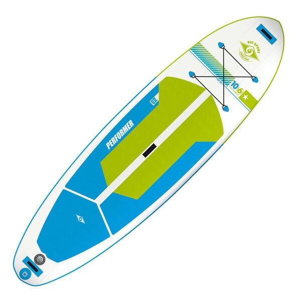 """Bic Sport 10'6"""" Performer Air Inflatable Stand-Up Paddleboard"""