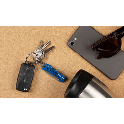 Nite Ize DoohicKey Key Chain Knife, Blue