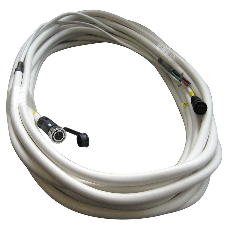 Raymarine 10m Digital Radar Cable - RayNet Connector On One End image number 1