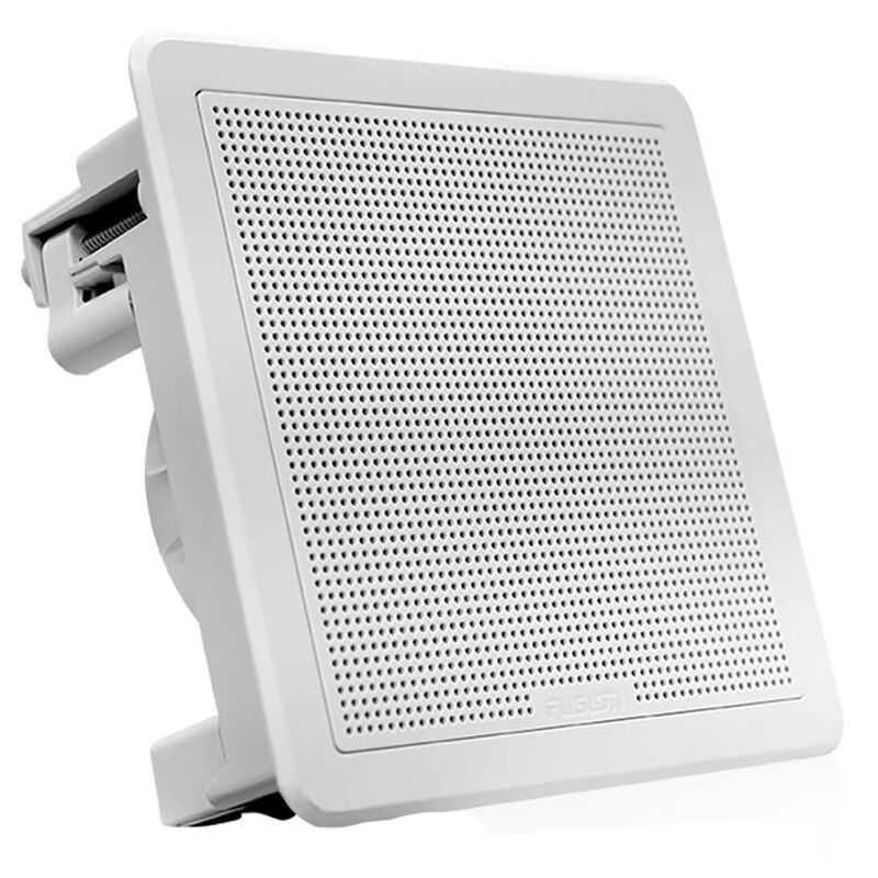 "FUSION FM-F77RB FM Series 7.7"" Flush Mount Square Marine Speakers  image number 6"