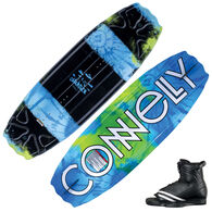 Connelly Charger 119 Wakeboard With Optima Bindings