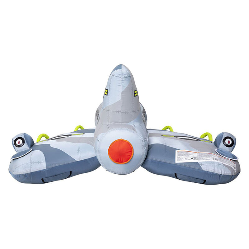 Airhead Jet Fighter 4-Person Towable Tube image number 15