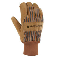Carhartt Men's Suede Knit Cuff Work Glove
