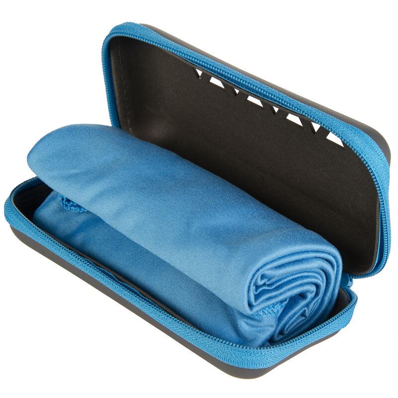 Rock Creek Blue Microfiber Camp Towel, Large image number 3