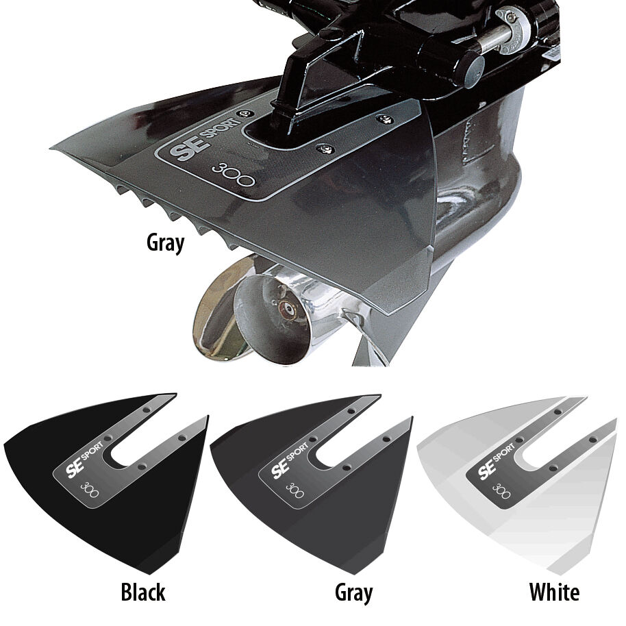 300 hp engines White SE Sport 300 Hydrofoil fits 35 hp