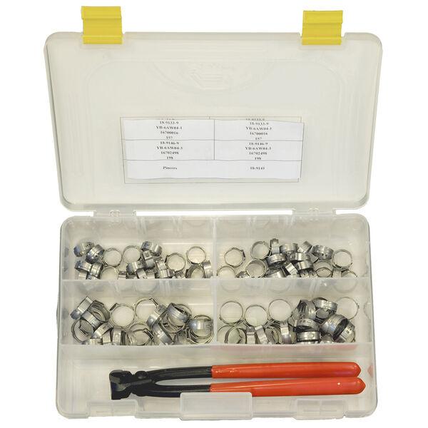 Sierra Oetiker Clamp Kit For Yamaha Engine, Sierra Part #18-9145