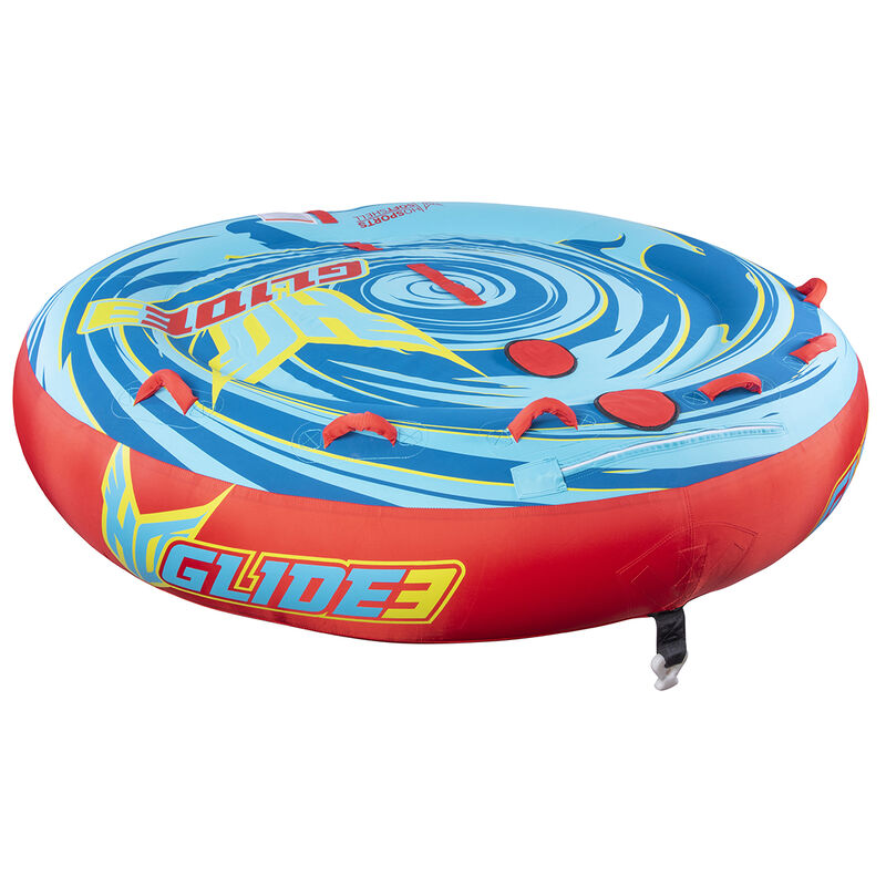HO Glide 3-Person Towable Tube image number 3