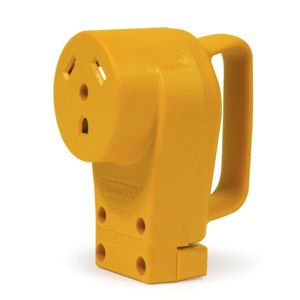 Power Grip 30-Amp Replacement Female Receptacle