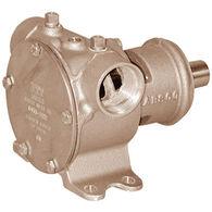 Jabsco Pulley Driven Neoprene Impeller Pump, 62 GPM