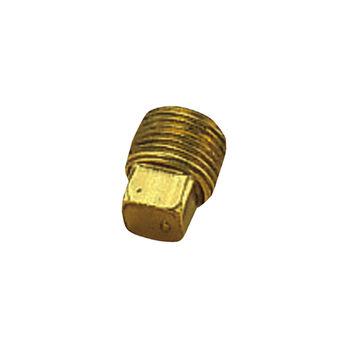 "Spare Brass Drain Plug - 1/2"""
