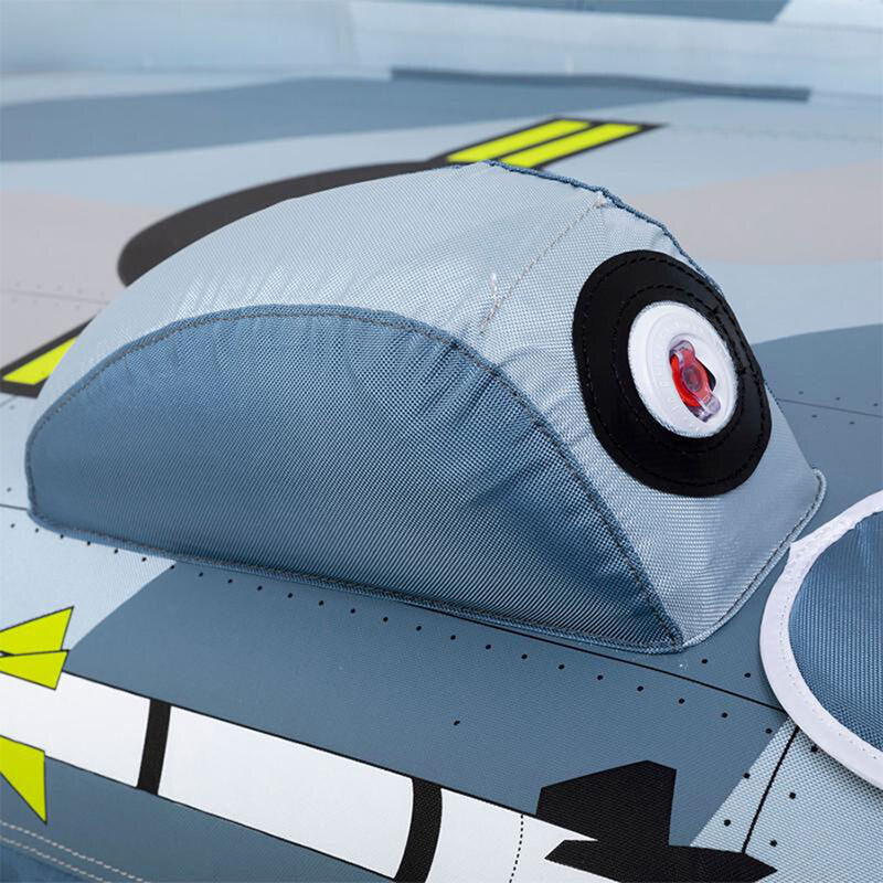 Airhead Jet Fighter 4-Person Towable Tube image number 5