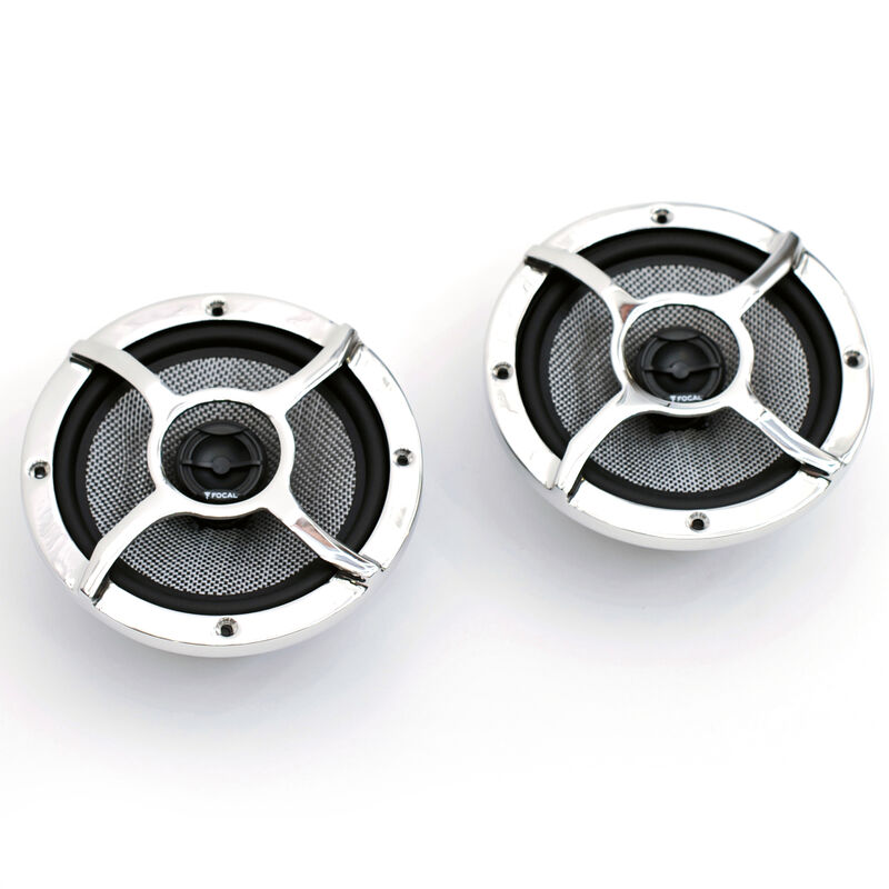 Roswell Elite Stainless Steel Coaxial Boat Speakers, Pair image number 1