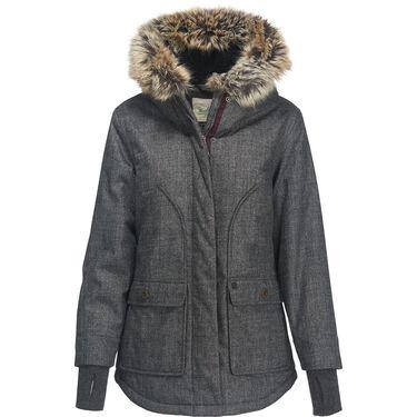 Woolrich Women's Bitter Chill Wool Loft Jacket
