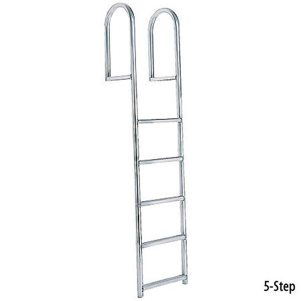 International Dock Stationary Dock Ladder, 5-Step