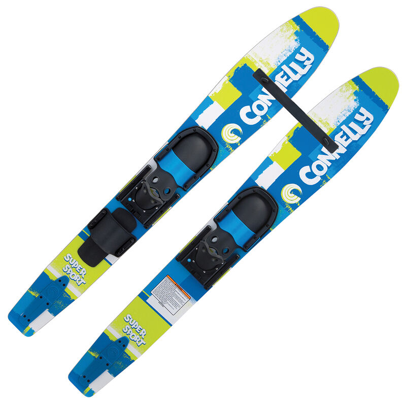Connelly Super Sport Junior Combo Waterskis image number 1