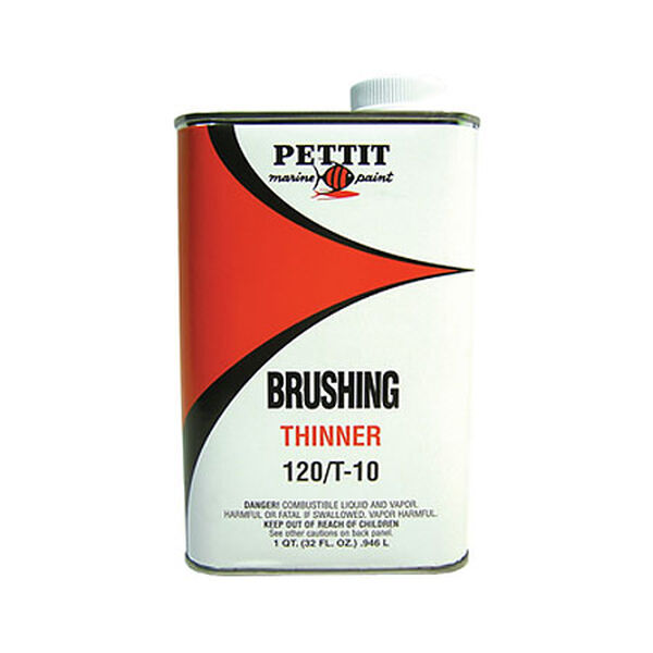 Pettit Brushing Thinner, Quart