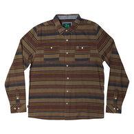 HippyTree Men's Ashbury Flannel Long-Sleeve Shirt