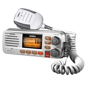 Uniden Solara D UM380 VHF Radio