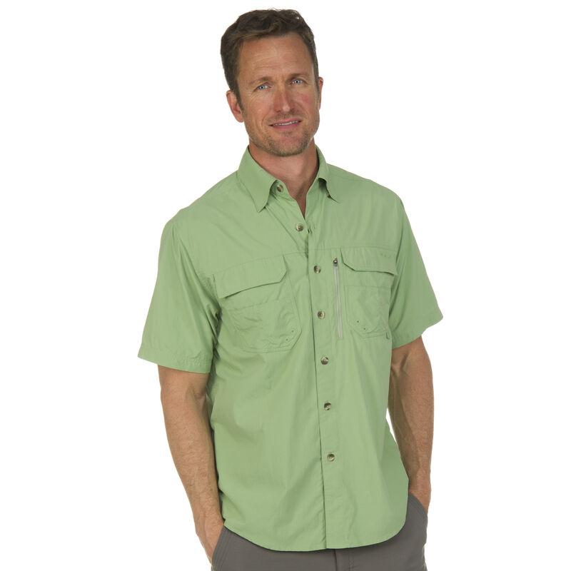 Nepallo Men's Trophy Quick-Dry Short-Sleeve Shirt image number 1