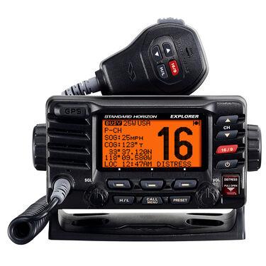 Standard Horizon Explorer GX1700 Class D DSC VHF Radio With Internal GPS