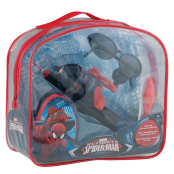 Shakespeare Marvel Spiderman Backpack Kit with Telescopic Rod