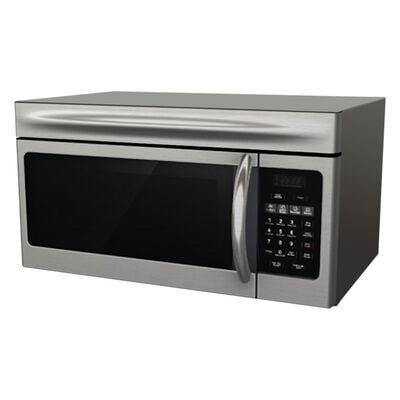 Furrion 1.5 cu.ft. Over-The-Range Convection Microwave Oven, Stainless Steel
