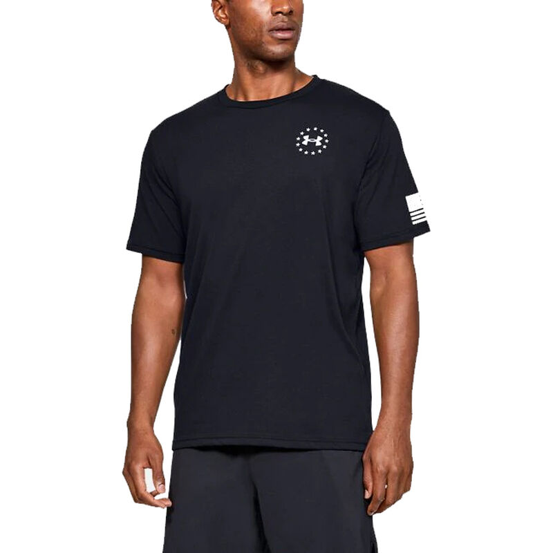Under Armour Men's Freedom Flag Graphic Tee image number 8