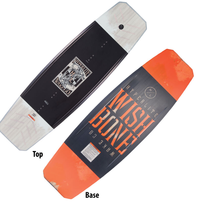 Hyperlite Wishbone Wakeboard, Blank image number 1