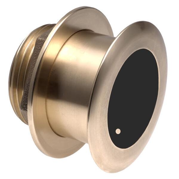 Simrad B175H-W Bronze 0° Tilted Element Thru-Hull Transducer