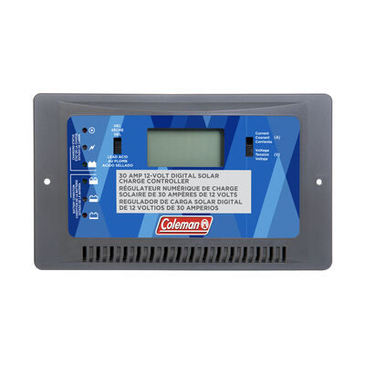 Coleman 30 Amp Digital Solar Charge Controller