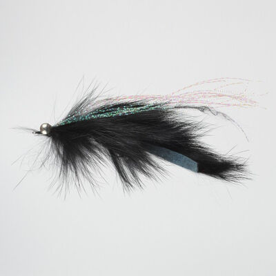 Superfly Salmon Articulated Leech Fly